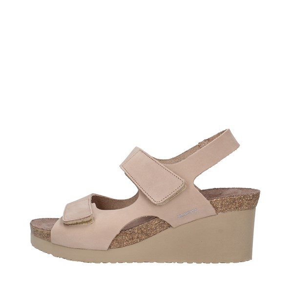 MEPHISTO Shoes Women Sandals LIGHT TAUPE TINY