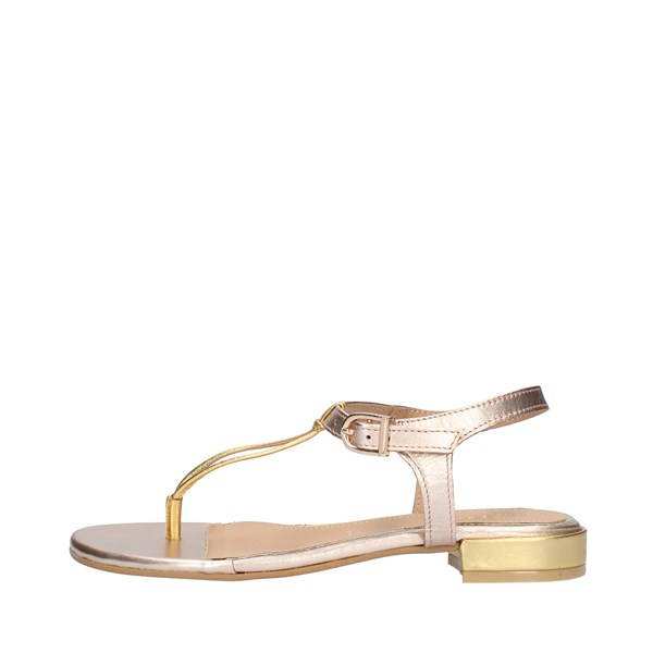 GIOSEPPO Shoes Women Sandals PINK GOLD 47283