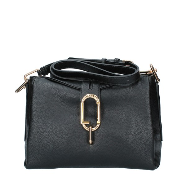 LIUJO Bags Women Shoulder Bags BLACK AA0131E0027