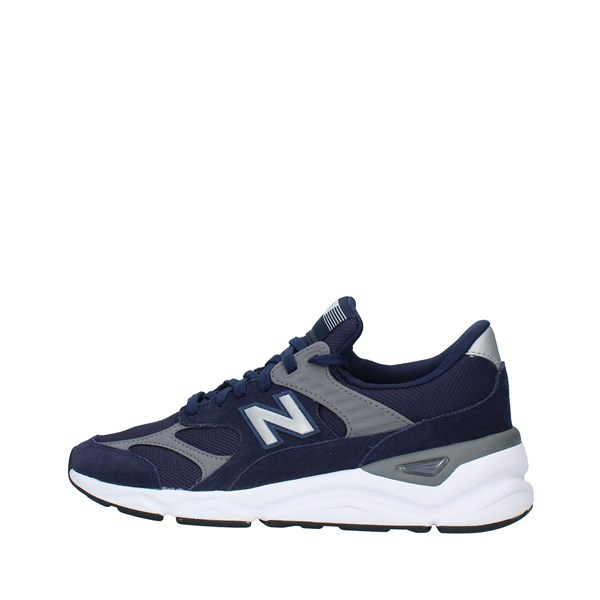 NEW BALANCE Sports shoes Men NAVY GRAY MSX90R