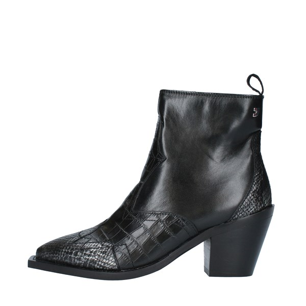 GIOSEPPO Shoes Women boots BLACK 56673