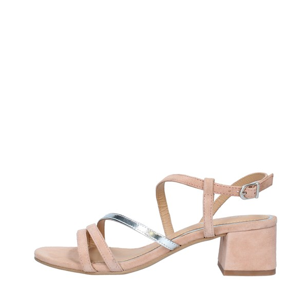 GIOSEPPO Shoes Women Sandals PINK 49061
