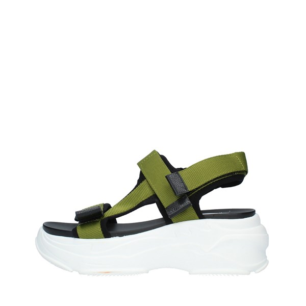 MOVIE'S Shoes Women Sandals GREEN F11