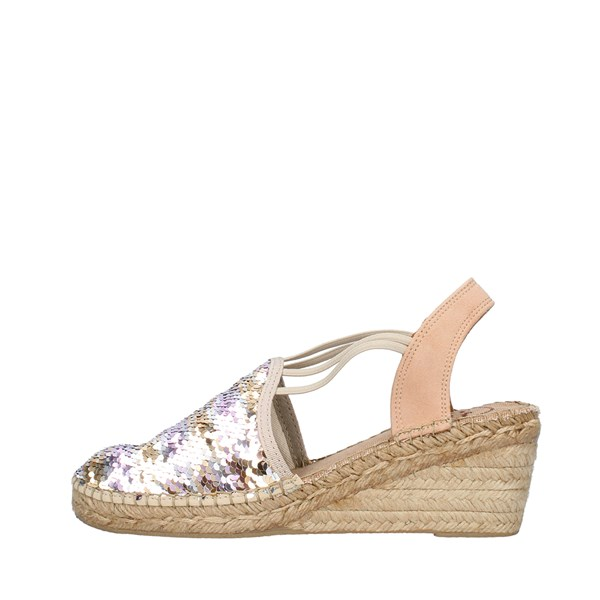 TONI PONS Shoes Women  With wedge NUDE TANIALM
