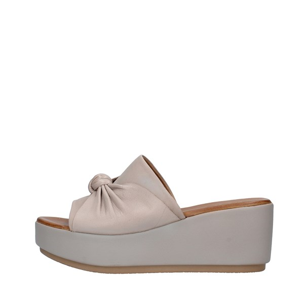 INUOVO Shoes Women  With wedge GRAY 8698