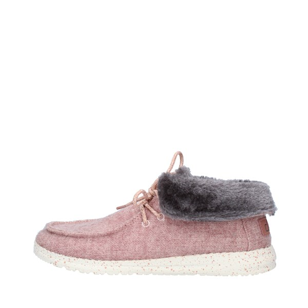 DUDE Shoes Women Slip on PINK 12177