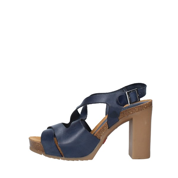 YOKONO Shoes Women Sandals BLUE MALIBU-010