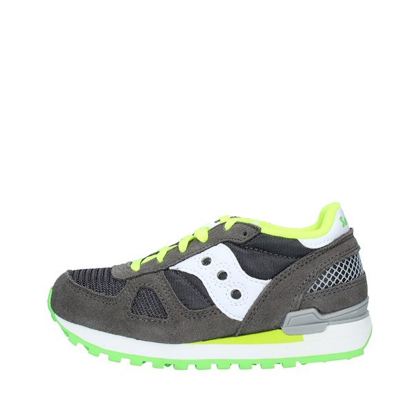 SAUCONY Sports shoes Boys CHARCOAL SHADOWK