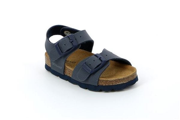 GRUNLAND Shoes Boys Sandals BLUE ARIA.SB0025