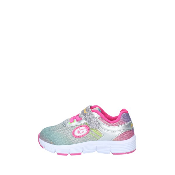 GRUNLAND Shoes Girls Sneakers FUXIA MULTICOLOR WINN.PP0234
