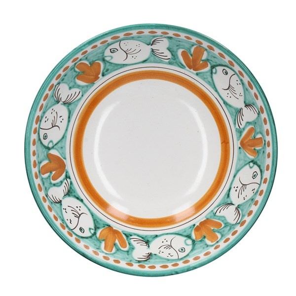APICELLA Casa Home Crockery COPPER GREEN APIC.INS26