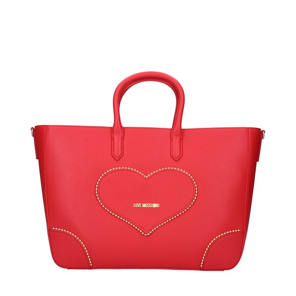 LOVE MOSCHINO Bags Women Hand Bags RED JC4247PP08KG0