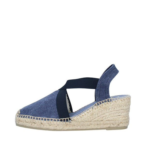 TONI PONS Shoes Women  With wedge MARINE TERRAPQ