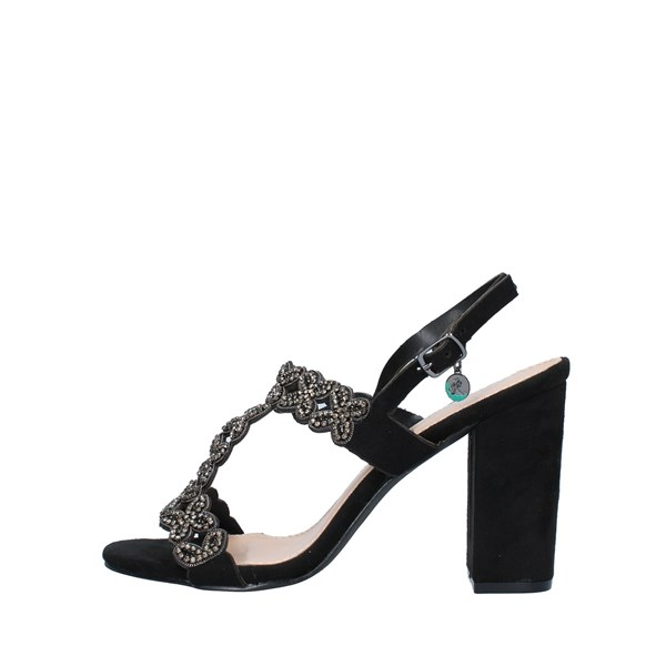 KHARISMA Shoes Women With heel BLACK 6702