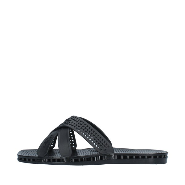 SENSI Shoes Men slippers BLACK 5151C