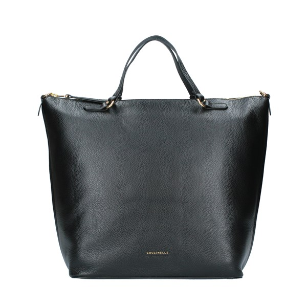 COCCINELLE Bags Women Hand Bags BLACK EAA180201