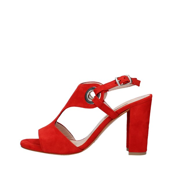 ALBANO Shoes Women With heel RED 2096