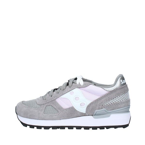 SAUCONY Sports shoes Women GRAY ORCHID 1108