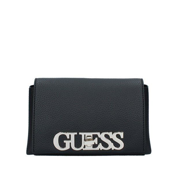 GUESS Bags Women Shoulder straps & Messenger BLACK HWVG7301780
