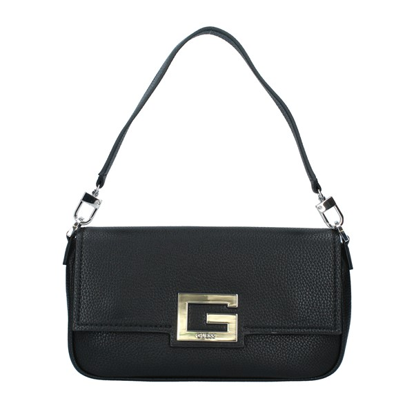 GUESS Bags Women Shoulder Bags BLACK HWVY7580190