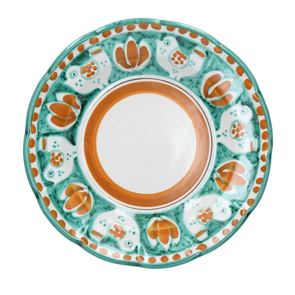 APICELLA Casa Home Dishes COPPER GREEN APIC.PFONDOGAL