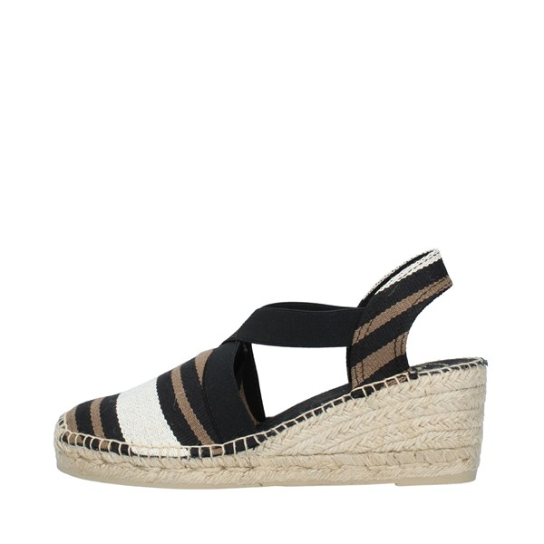TONI PONS Shoes Women  With wedge BLACK TARBES