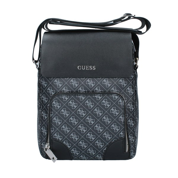 GUESS Bags Men BLACK HM6766POL94