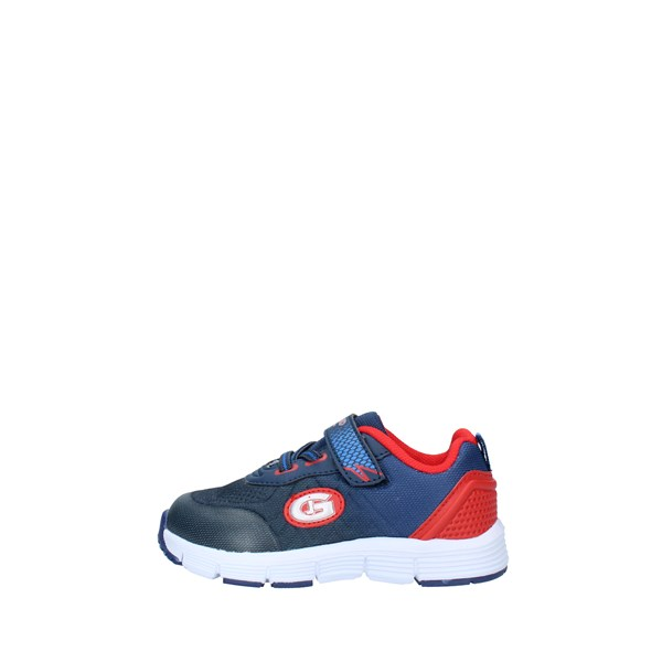 GRUNLAND Shoes Boys Sneakers RED BLUE WINN.PP0238