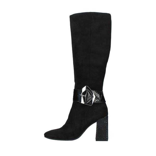 CAFENOIR Shoes Women boots BLACK MB987