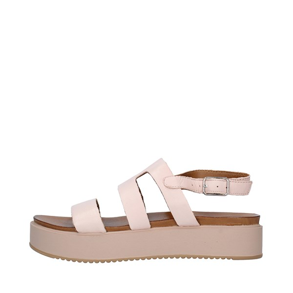 INUOVO Shoes Women  With wedge BLUSH 8747