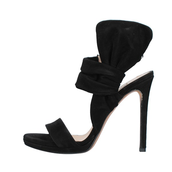 ALBANO Shoes Women With heel BLACK 2249