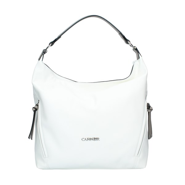 CAFENOIR Bags Women Shopping bags WHITE BL120