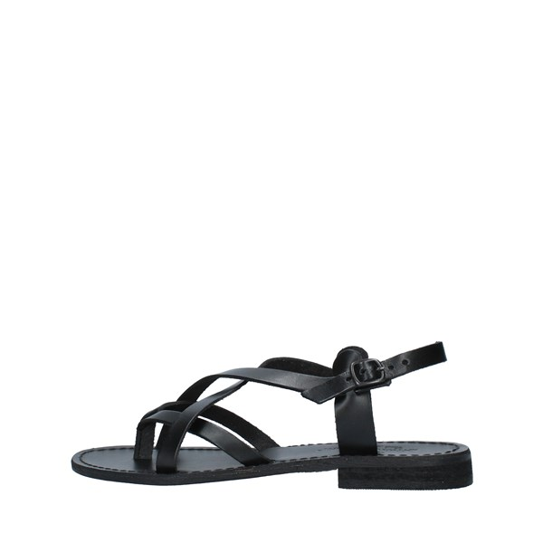 ANTICHI ROMANI Shoes Women Sandals BLACK 2054
