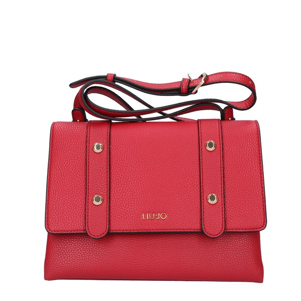 LIUJO Bags Women Shoulder straps & Messenger CHERRY AA0091E0086