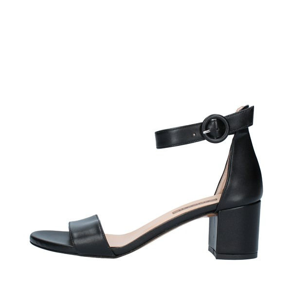 ALBANO Shoes Women With heel BLACK 2129
