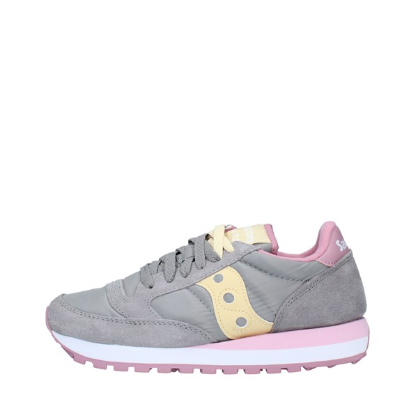 SAUCONY Shoes Women  low GRAY ORCHID WHEAT 1044