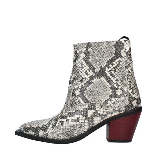GIOSEPPO Shoes Women boots SNAKE 56671