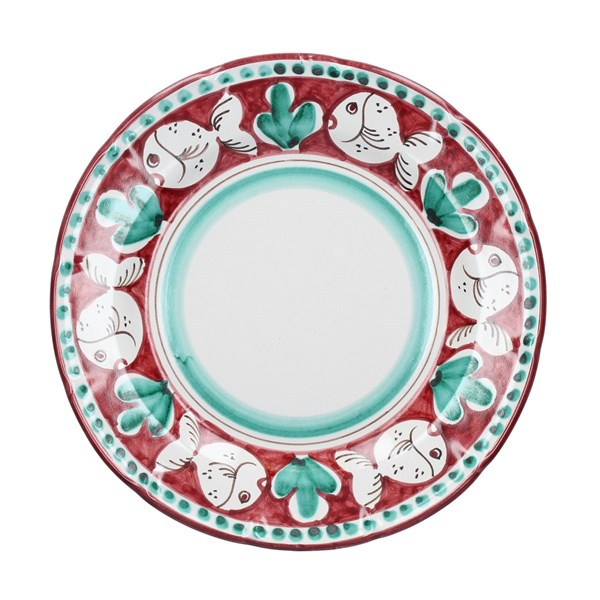 APICELLA Casa Home Dishes RED APIC.PPIANOAME