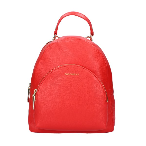 COCCINELLE Bags Women POLISH RED ES5140101