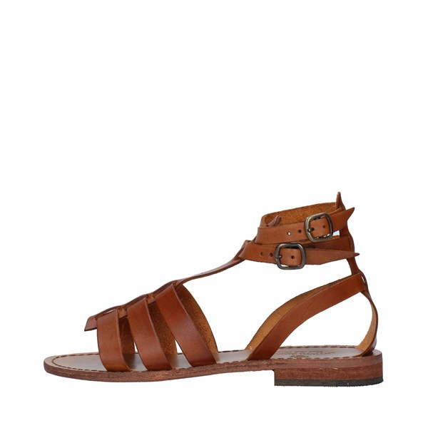 ANTICHI ROMANI Shoes Women Sandals LEATHER 517
