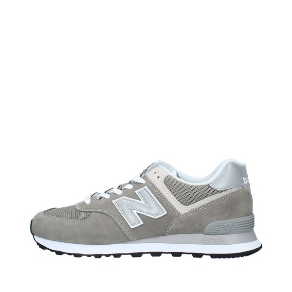 NEW BALANCE Sports shoes Men GRAY ML574